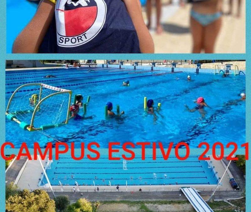 Campus estivo 2021: si riparte!!